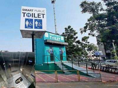 AMC public toilets go smart