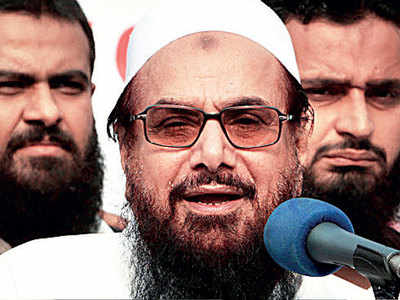 Hafiz Saeed indicted for financing terror