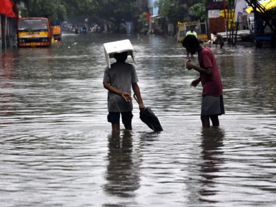 Parts of Tamil Nadu receive heavy rainfall while Cyclone Burevi weakens into deep depression