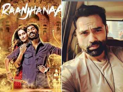 Abhay Deol slams Raanjhanaa, says 'history will not look kindly at this film'