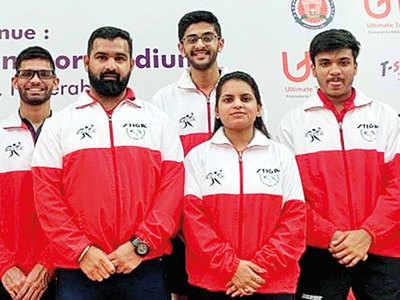 Gujarat record a surprise win