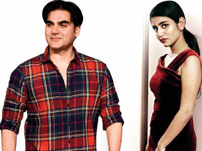 Arbaaz Khan plays a Bollywood superstar in Priya Varrier's Hindi debut Sridevi Bungalow