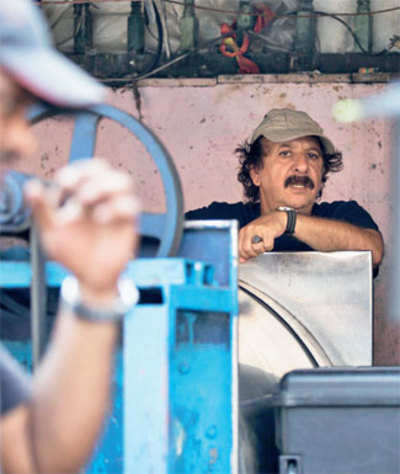 Majid Majidi returns to India for next titled Gold Mine