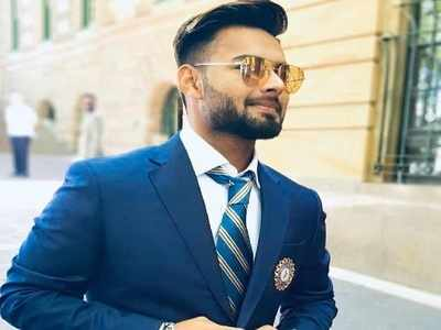 Rishabh Pant joins team in Manchester ahead of India-Pakistan clash