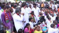 BJP holds protest in support of TSRTC bus strike