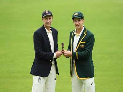 Why is the series between England and Australia called Ashes?