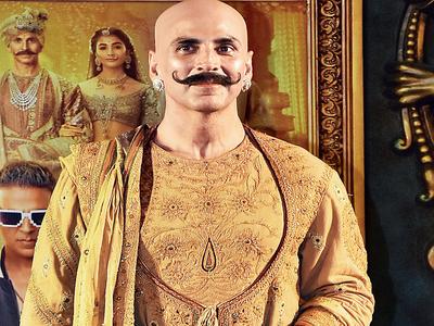 Akshay Kumar, Ayushmann Khurrana, Sunny Singh's bald move