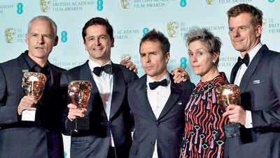 Blackout at BAFTA