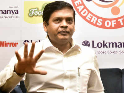 'My aim is to take PCMC to global level': Rajesh Patil