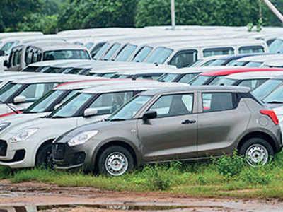 Maruti reports 24% dip in sales in September