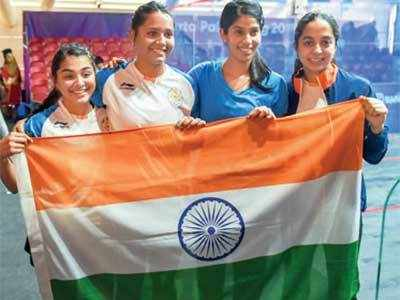 Asian Games 2018: Sunayna Kuruvilla, Joshna Chinappa lose in squash singles