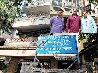 3,500 connections suffer in KP amid court case between BSNL, MSEDCL
