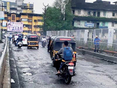 Dombivali bridge shut from today