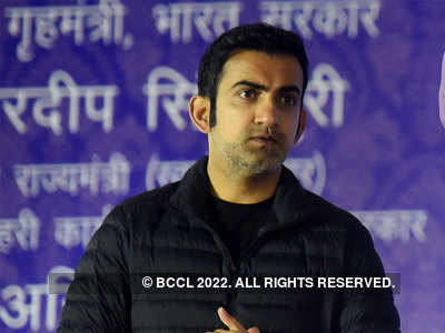 Gautam Gambhir's father's car stolen from outside house