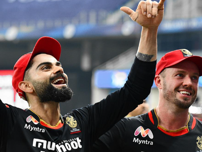 Watch: 'A comeback and a half' says Virat Kohli, as RCB players rejoice in the dressing room after victory against SRH