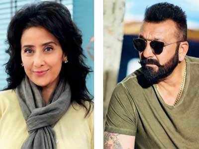 Sanjay Dutt, Manisha Koirala reunite after 10 years