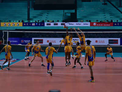 Pro Volleyball League: Kochi Blue Spikers take on a rejuvenated Chennai Spartans