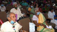 Free assisted-living devices distributed to ease lives of senior citizens in Tripura
