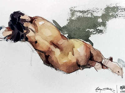 The naked truth: Pune's young artists have found a new outlet for their erotic art