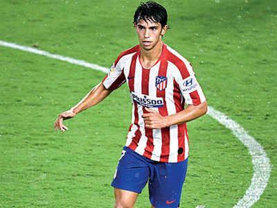 Diego Simeone hails 19-year old Joao Felix