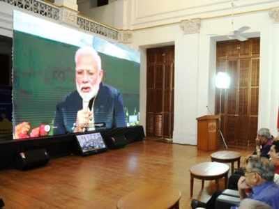 PM Modi inaugurates RUSA funding project through video conference