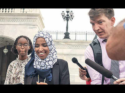 House condemns Trump's racist tweets