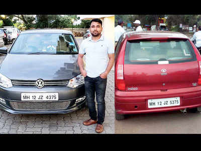 Wrong car booked over difference of single digit