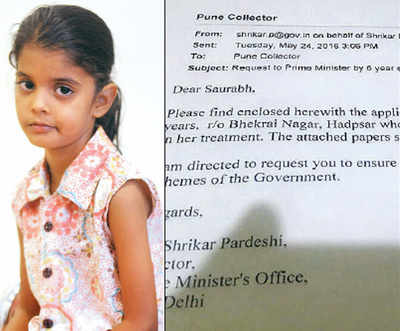 Modi helps fix hole in 6-yr-old's heart