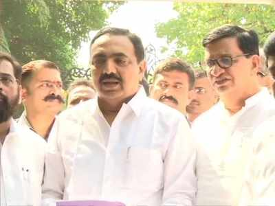 Jayant Patil: We can parade the 162 MLAs before the Governor, he should give us a chance