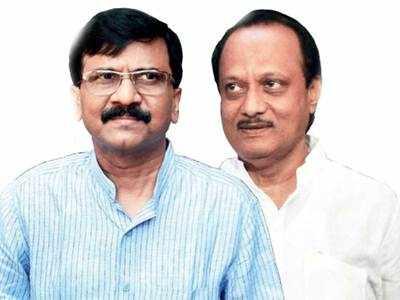 Amid tug of war with ally BJP, Shiv Sena claims 170 MLAs' support; Sanjay Raut texts Ajit Pawar