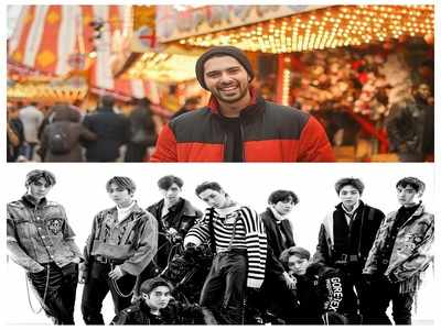 Bollywood artiste Armaan Malik hints at a possible collaboration with Korean group EXO?
