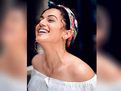 Taapsee Pannu: My mother says that I can finally act