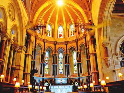 'Point zero' SoBo church marks 300th milestone