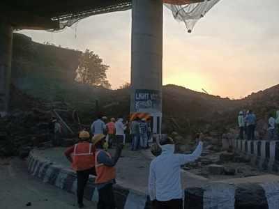 190-year-old British-era Amrutanjan bridge near Lonavala on Mumbai-Pune Expressway demolished