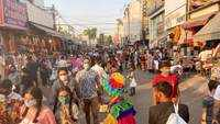 Covid-19: India gets back to work, eager to forget the pandemic for festival season