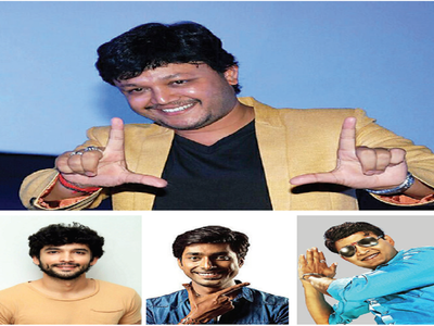Coup in Sandalwood: Ganesh and Diganth replace Sharan and Rishi in Gaalipata 2