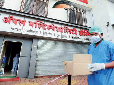Bhugaon rises to meet pandemic challenge after early setback