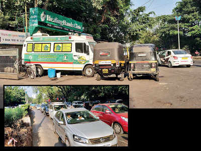 Sassoon Rd is a bane for all ambulances