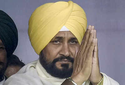 Channi to take oath today, two deputy CMs likely to be named