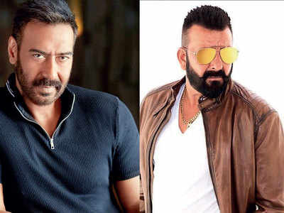 Ajay Devgn to join Sanjay Dutt in Hyderabad for the ongoing schedule of  Bhuj: The Pride of India