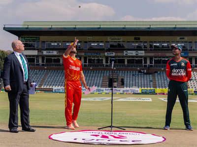 Live Cricket Score, Zimbabwe vs Bangladesh, 2nd T20I