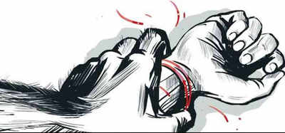 Wife stranded in UP, man rapes daughter