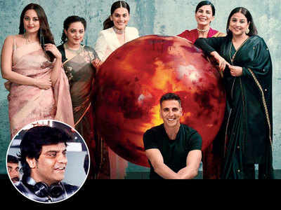Jagan Shakti: The script of Mission Mangal was designed with Akshay Kumar in the centre