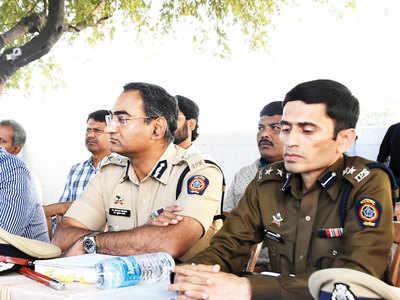 Case against Bhide, Ekbote in final stage, says SP Sandip Patil