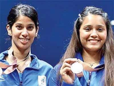 Commonwealth games 2018: Dipika Pallikal-Joshna Chinappa take doubles silver in squash