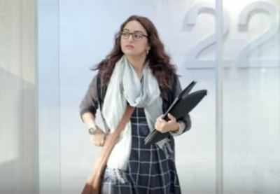 Sonakshi Sinha-starrer Noor movie review: Burn after reporting