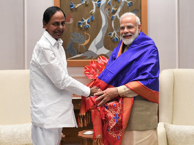 Telangana CM K Chandrashekar Rao meets PM Narendra Modi: Seeks hike in quota, categorisation of SC reservation