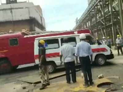 Four killed, 17 injured in NLC India boiler blast at Neyveli in Tamil Nadu