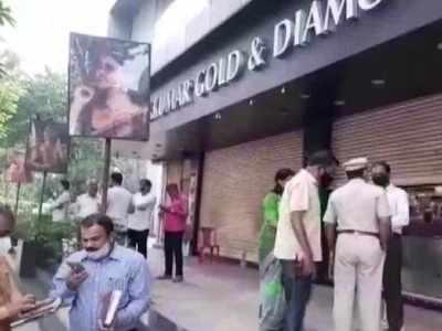 Mira Road: Four armed robbers loot jewellery store in Shanti Nagar area