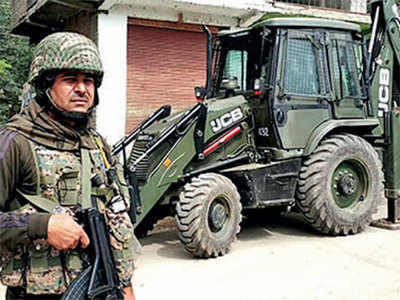 2 Lashkar terrorists killed in S Kashmir
